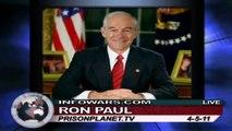 Internet Agrees Ron Paul 2012 over Barack Obama 2012