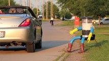 Le gentil robot auto-stoppeur finit dépecé aux États-Unis