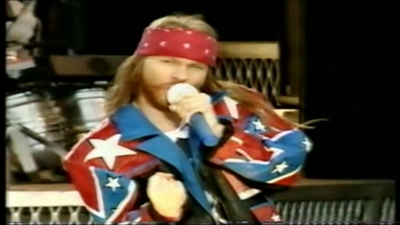Guns N' Roses – Civil War [Live in Paris '92 HD]