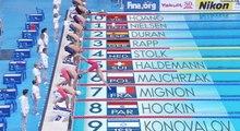 Cinq moments insolites lors des grandes compétitions de natation