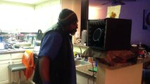 HIP-HOP UNSIGNED; LIVE RECORDING FROM THE 2ND SUN ;  STUDIO PREPARATION 4 HIS DEBUT ALBUM RELEASE