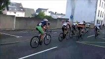 Course cycliste Grand Prix des Filets Bleus Concarneau - 4 aout 2015