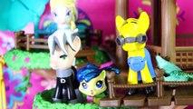Happy from Fairy Tail Custom Anime My Little Pony Customized Manga Toy Tutorial How To