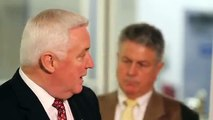Gov. Tom Corbett defends tax exemptions for Marcellus Shale