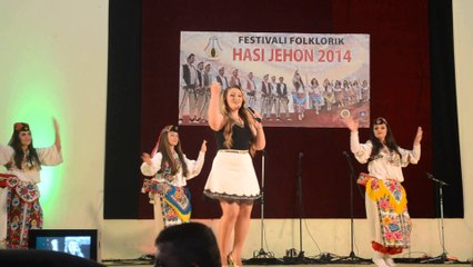 Luljeta Shala - Ne Festivalin Hasi Jehon 2014