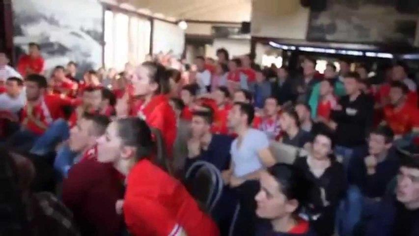 Kosova Reds 2013/14 , Liverpool