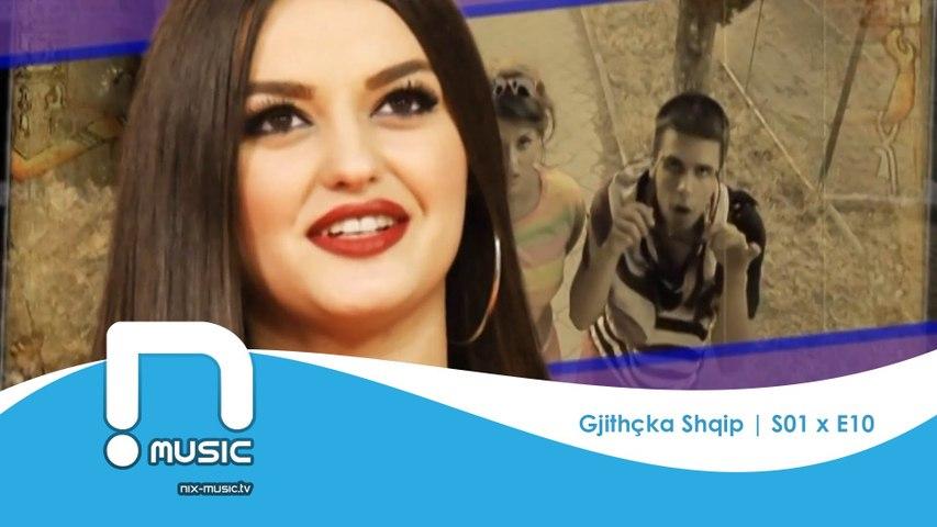 Gjithçka Shqip - Intervista Enca Haxhia (S01 - E10)