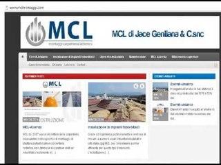 Reklama MCL MONTAGGI
