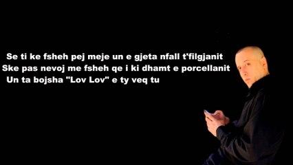 Mc Qoppa- Moj Bij (Lyrics Video) 2014.