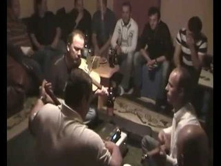 Agron uksmajli Fadil Osmani Nebi Murseli kanga e  Besim Ndreces ne lozan ch.ME 12  04 2012