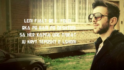 Vali ft. D-Gold & Cunami - E Bojna Repin (Official Video Lyrics 2014)