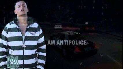 Don Kleo - Anti Cops (Official Lyrics Video)