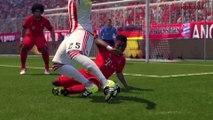 Gamescom 2015 : PES 2016 nouvelle bande annonce