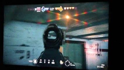 Rainbow Six Siege Gameplay - Gamescom 2015