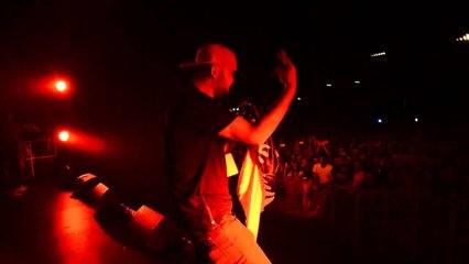 Kobra feat. DMC - Langareca ( Live Zvicer 2014 ) HD