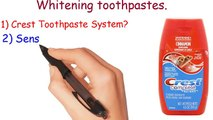 Teeth Whitening Products - What Are The Options?