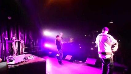 Kobra ft. Big T - Kontroll Industris ( Video HD Live Zvicer 2014 )