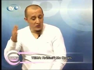 Emisioni Harku - Rrëfimi i Mc Qoppës (TelevizioniOpinion)