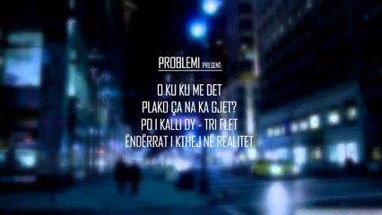X - Puls ft Probl3mi'DS1 - Buzëqeshi ( Official Lyrics Video )