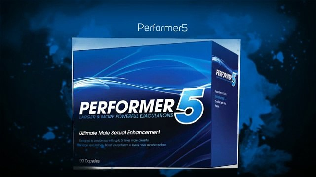 Performer 5 for stopping premature ejaculation
