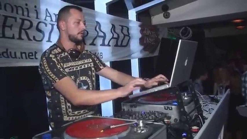 DJ FISOO - DUPLEX CLUB (Prishtina)