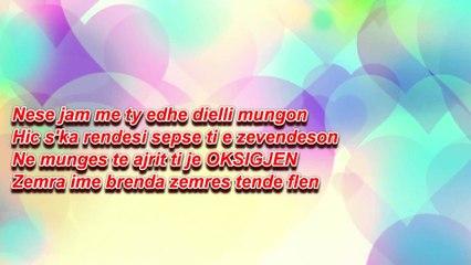 Arditi - Oksigjen (Official Video Lyrics)