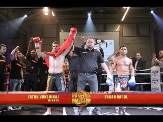Faton Vukshinaj vs. Erkan Varol - WMAC-World Champion
