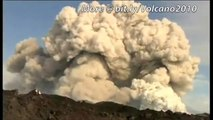 Iceland Volcano Eruption 2010 April Live Footage