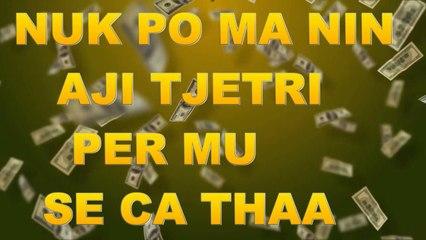 Probl3mi'DS1 - Money ( Official Lyrics Video )