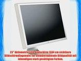 Apple CINEMA HD DISPLAY 23 Zoll LCD TFT Monitor (Kontrast 700 :1 Reaktionszeit 16ms)