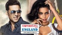 Akshay Kumar To ROMANCE Kangana Ranaut In Namastey England!