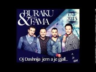 ( PROMO ) Albumi me i ri nga Buraku Grupi FAMA  - Ne shitje nga EUROLINDI DHE ETC
