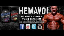 Jose Raymond Contest Day 2014 Arnold Classic - Up Close Behind the Scenes