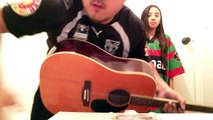 If I Knew - Bruno Mars (cover) by Nick and Kaylani Roberts