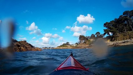 Le Trieux et Bréhat en kayak