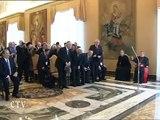 Benedetto XVI. La Shoah crimine contro Dio e umanità