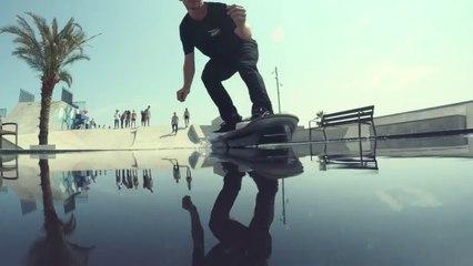 TEST REPOST (Hoverboard / Hoverpark) Test de titre long