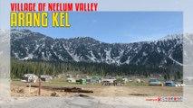 Arang kel Village of Neelum Valley
