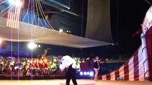 Circus Show at Circus Circus Hotel. Reno, Nevada