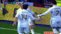 The goals of Real Madrid 1 X 3 Barcelona - Spanish League - 10.11.11