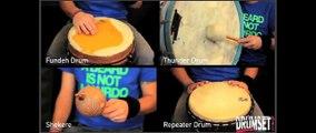 Reggae & Jamaican Drumming: Nyabinghi (In Esclusiva dal n. 2 di Drumset Mag)