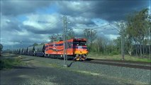 BHP Billiton Mitsubishi Alliance (BMA) coal train