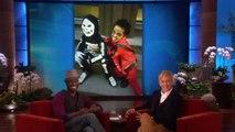 Taye Diggs Hilarious Vines' The Ellen DeGeneres show 2013