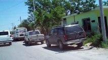 Mexican Neighborood Colonia Mexicana Reynosa