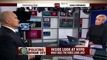 Ray Kelly: Mayor de Blasio presented a 'false narrative' / NYPD Officers Shot