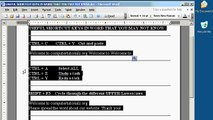 Using useful shortcut keys in Microsoft Office Word  Look up and assign your own keys