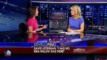 Megyn Kelly Discusses Letterman's Lame apology