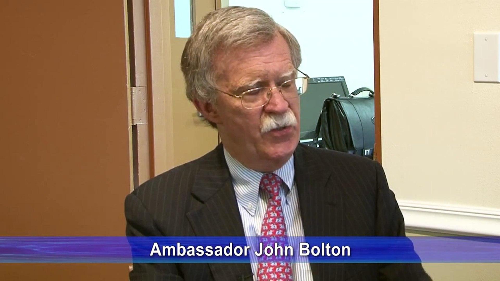 John Bolton with Richard Peritz on Shalom Show 889