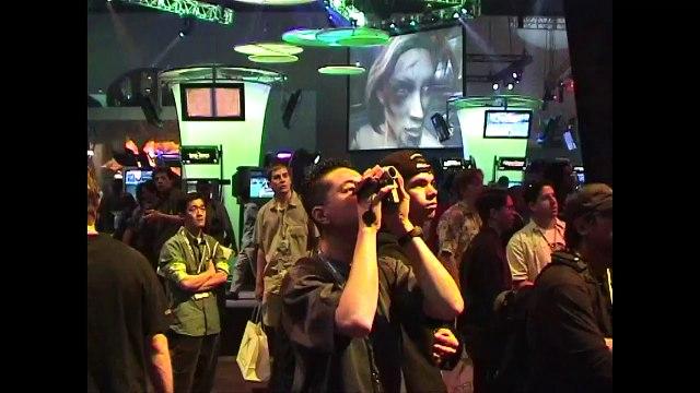 E3 2002 - From The Show Floor [Exclusive Video] - E3 2002 Video Archive - E3 Memories