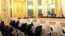 В.В. Путин о Русской Православной Церкви